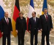 Франсуа Олланд инициирует встречу «нормандской четверки» в Париже