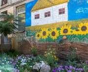 В Харькове еще один двор стал образцовым