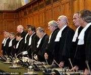 Украина признала юрисдикцию Гаагского трибунала по военным преступлениям