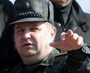Степан Полторак встретится с главой Пентагона
