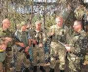 Демобилизованным участникам АТО предлагают служить в военкоматах