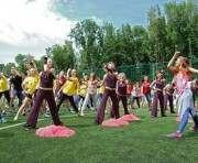Молодежь приглашают на массовую зарядку в парке Горького