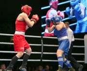 Гвоздик из Харькова одержал седьмую победу на профессиональном ринге