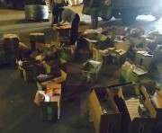 На Харьковщине заблокирована контрабанда товаров на три миллиона