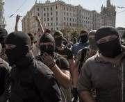 Что делали люди в балаклавах в здании Харьковского горсовета (обновлено)