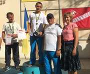 Харьковские почтальоны завоевали медали