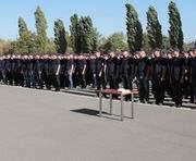 Харьковские патрульные полицейские получили дипломы и готовы заступать: фото-факты