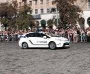 Харьковские полицейские задержали первого нарушителя