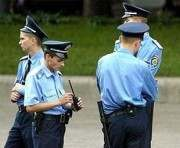 В середине октября правоохранители перейдут на усиленный режим работы