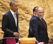 О чем говорили Барак Обама и Владимир Путин на закрытой встрече