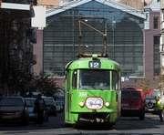 В Харькове временно отменят два трамвайных маршрута