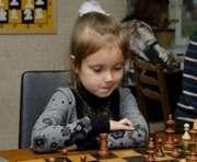 Восьмилетняя украинка стала чемпионкой Европы по шахматам