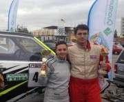 Харьковская гонщица победила на этапе чемпионата Украины