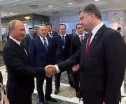 Петр Порошенко и Владимир Путин могут встретиться в Париже с глазу на глаз