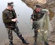В Харькове появится рыбный патруль