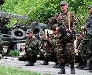 Силы АТО начали отвод легкого вооружения от линии разграничения