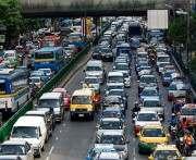 В каком городе самые длинные пробки в мире