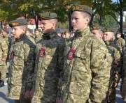 Харьковские кадеты дали клятву
