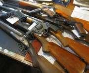 В Харьковском районе проходит месячник сдачи оружия: промежуточные итоги