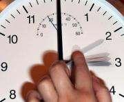 С 25 октября поезда пойдут по «зимнему» времени