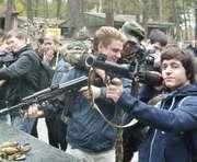 Харьковские школьники побывали на полигонах академии Нацгвардии