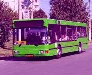 В Харькове отменили два пригородных автобусных маршрута