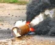 В Харькове в школу бросили дымовую шашку