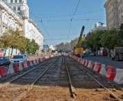 В Харькове по Московскому проспекту не будут ходить трамваи