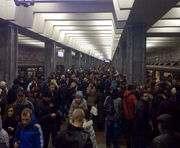 Что произошло в харьковском метро