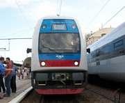 Из Харькова снова будут ходить двухэтажные поезда Skoda