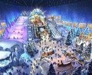 В ОАЭ открылся крупнейший в мире снежный парк