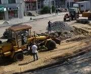 В Покотиловке отремонтировали дорогу по новой технологии