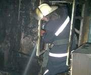 На пожаре в Харьковской области сгорела женщина