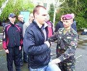 Харьков выполнил половину заказа по отправке призывников-срочников