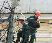 Возле Харькова полгода чинят телефонный кабель