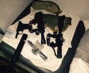 В Москву не пустили поезд с оружием
