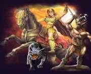 Легенды древних народов питают современную культуру