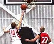 В Харьков едет большой баскетбол
