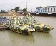 В Украине построили артиллерийский катер по стандартам НАТО