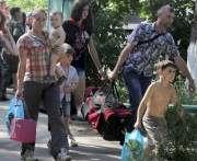 В России закрывают пункты временного пребывания беженцев из Украины