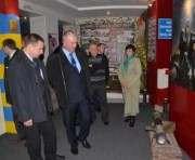 Литовские пограничники посетили выставку под Харьковом