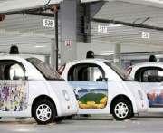 Google представила «гугломобиль»