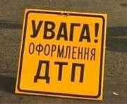 ДТП в Харькове: возле аэропорта автомобиль «влетел» в светофор