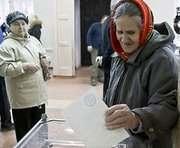 ЦИК огласил данные по явке избирателей во время второго тура выборов мэров