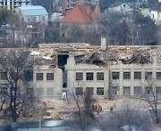 В Харькове взорвали школу: фото-факты