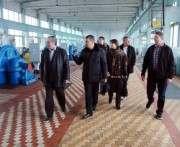 Американская делегация побывала на Диканевке