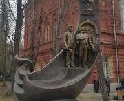 В Харькове появился памятник первому инженеру