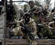 Как соблюдается режим прекращения огня в зоне АТО: противник всю ночь обстреливал украинских военных