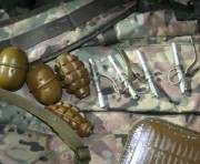 Найденное в Харькове оружие предназначалось для терактов