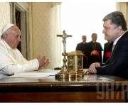 Папа Римский собирается приехать в Украину
